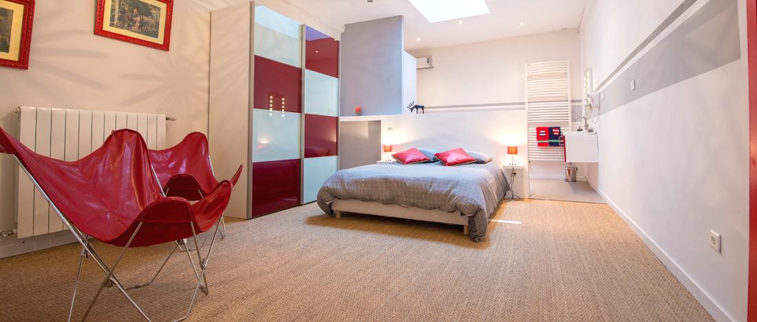 Des chambres d\'hôtes <b>différentes</b> \